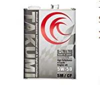 TAKUMIモーターオイル X-TREME 5W-50 の調査