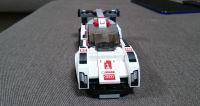 レゴ スピードチャンピオン アウディ R18 e-tron クワトロ 75872  を作った