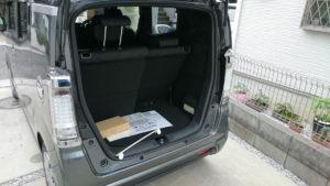 N-BOX SLASH カーゴルーム