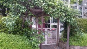 スタジオジブリの門