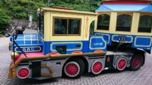 青春号の機関車部分