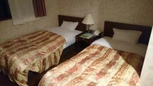 自慢のシーリー社製のベッド