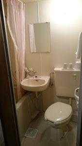 新しく綺麗なバスルーム