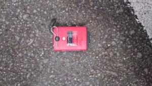 ラップタイム計測器(ポンダー)