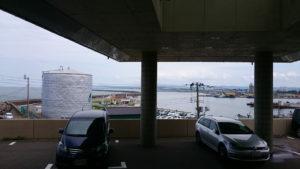 ホテルエリアワン番神岬の1階