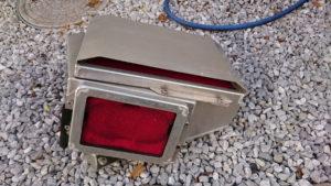 エアクリBOXのフィルターは2枚