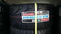 アジアンハイグリップタイヤ KENDA KAISER KR20Aを購入した