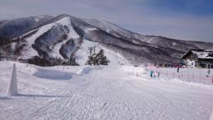 斑尾高原スキー場のコース
