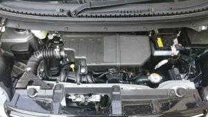 660ccエンジン