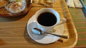お待ちかねのコーヒー