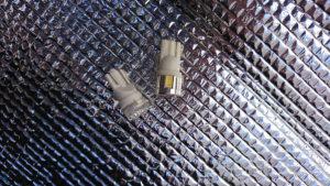 新旧LEDバルブの比較