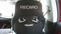 レカロのフルバケットシートにバックレストカバーを綺麗に取り付ける方法