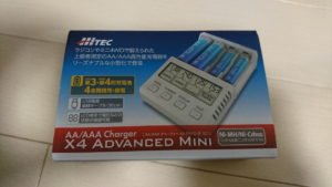 Charger X4 Advanced Mini