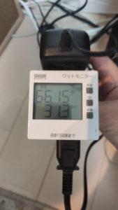 AVアンプの消費電力は少ない