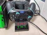 Switchのコントローラーを綺麗に収納できる充電器スタンドを購入