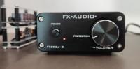 FX-AUDIO FX-502J-Sは中華アンプとは思えない別次元のクリアな音