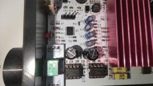NE5532からLM4562に交換完了