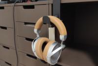 ヘッドフォンをスマートに収納できるヘッドフォンハンガーを買った